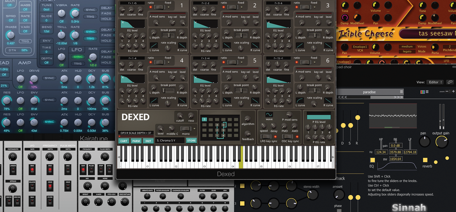 Freeware 2017: Our Top 12 Best Freeware Synths