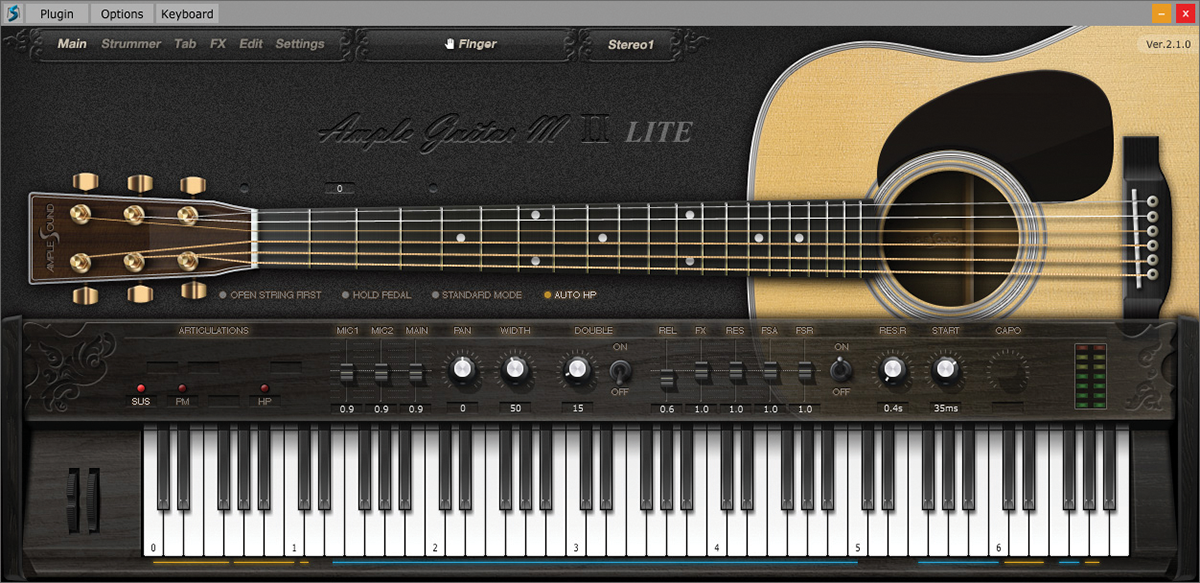 play guitar on pc software free download