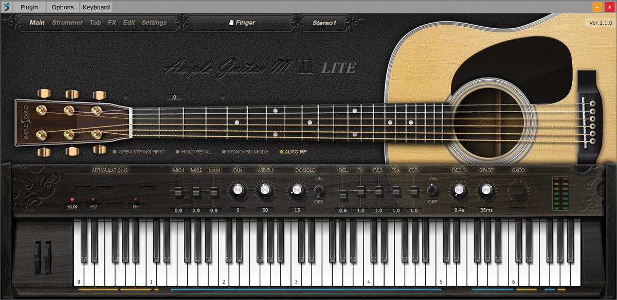 Best Freeware Guitar