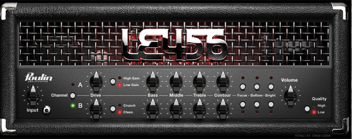 what is the best guitar amp simulation software