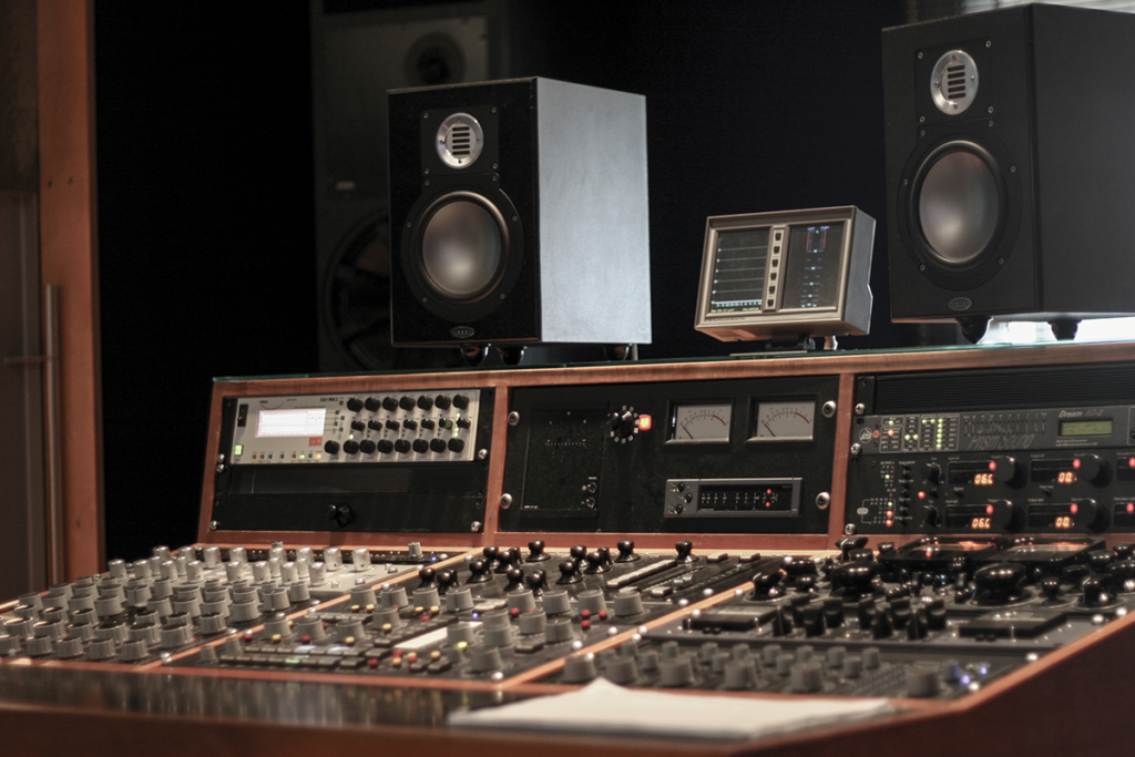 mastering guide - studio shot