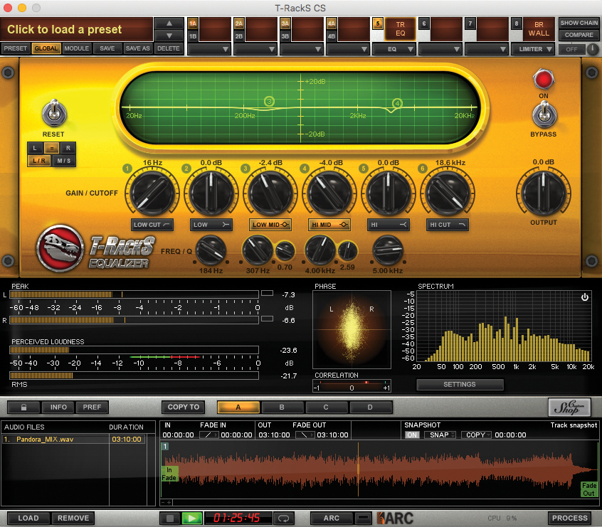 small how t racks to tracks your deluxe mastering silicon using master rack screenshot beats