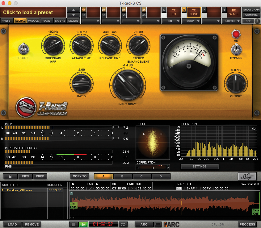 detail suite t mastering depth one ik multimedia deluxe thumb in rack processor hqdefault store software racks sweetwater