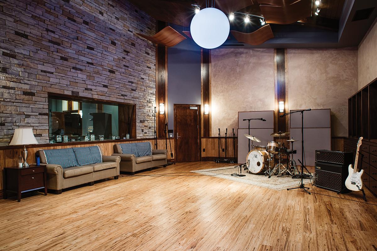 Orb Recording Studios 2