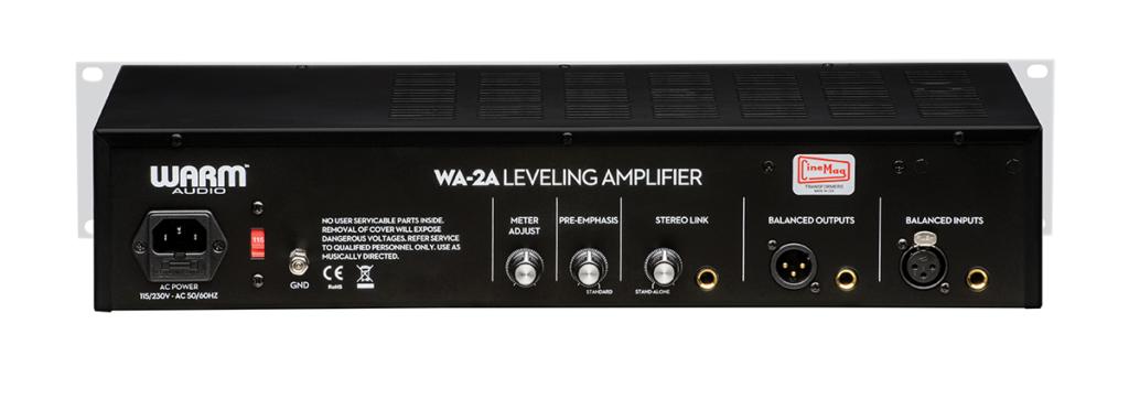 warm audio wa 2a optical compressor review classic style reborn. Black Bedroom Furniture Sets. Home Design Ideas