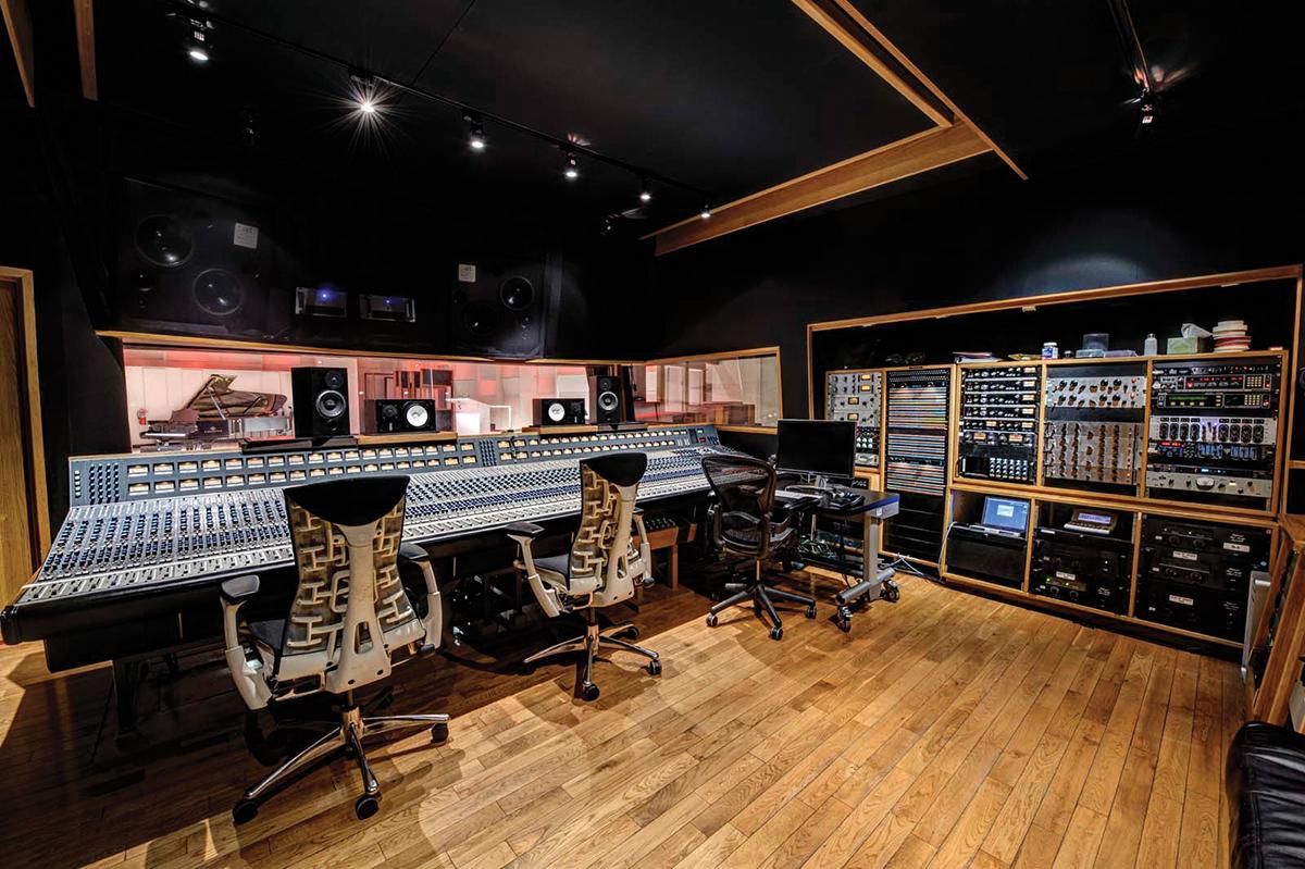 EastWest Studios - Studio One