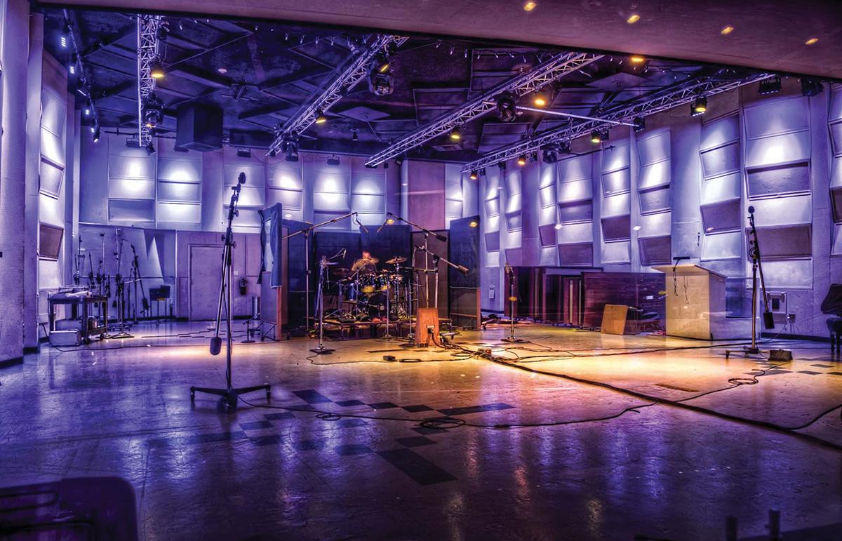 EastWest Studios - Live Room