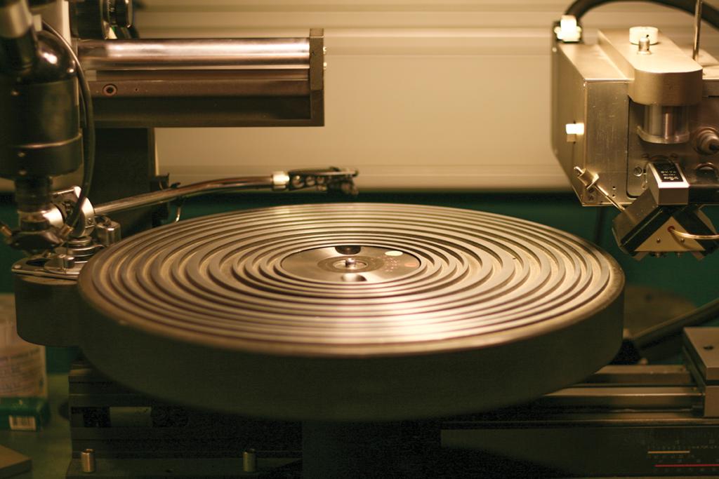 metropolis studios vinyl mastering