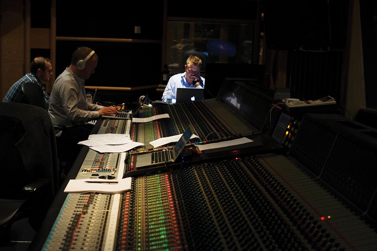 Spitfire Audio Studios