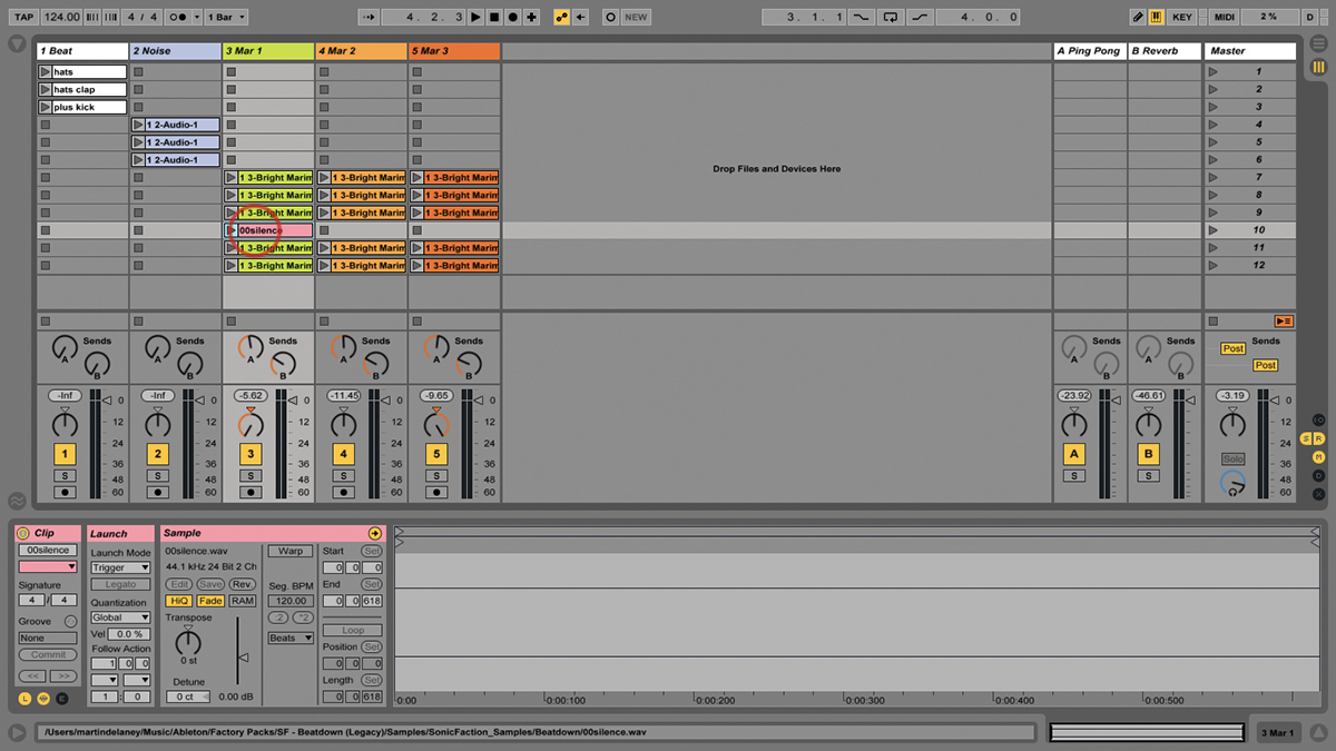 Ableton Live Tutorial: Follow Actions - Lockdown Your Mix