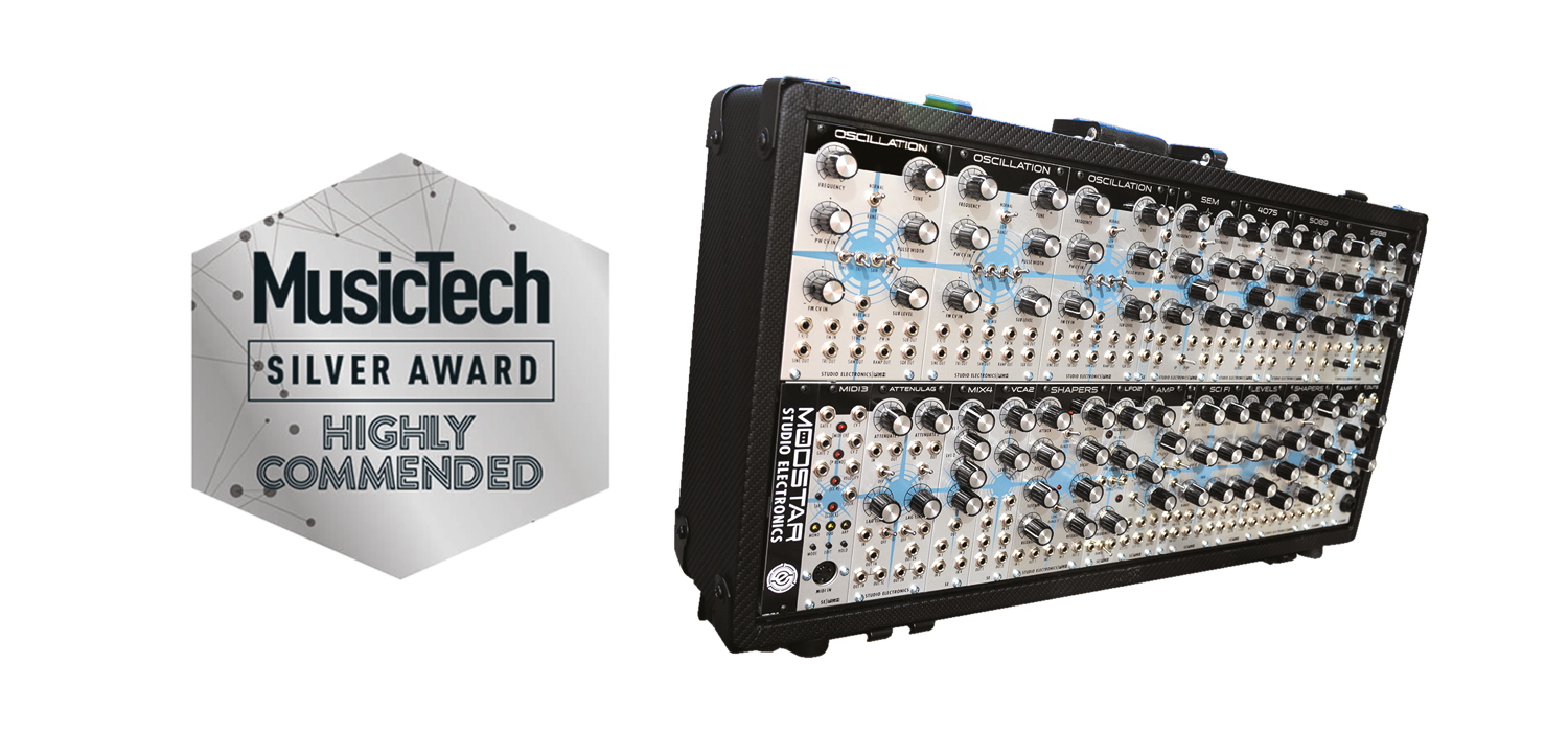 highly commended eurorack module
