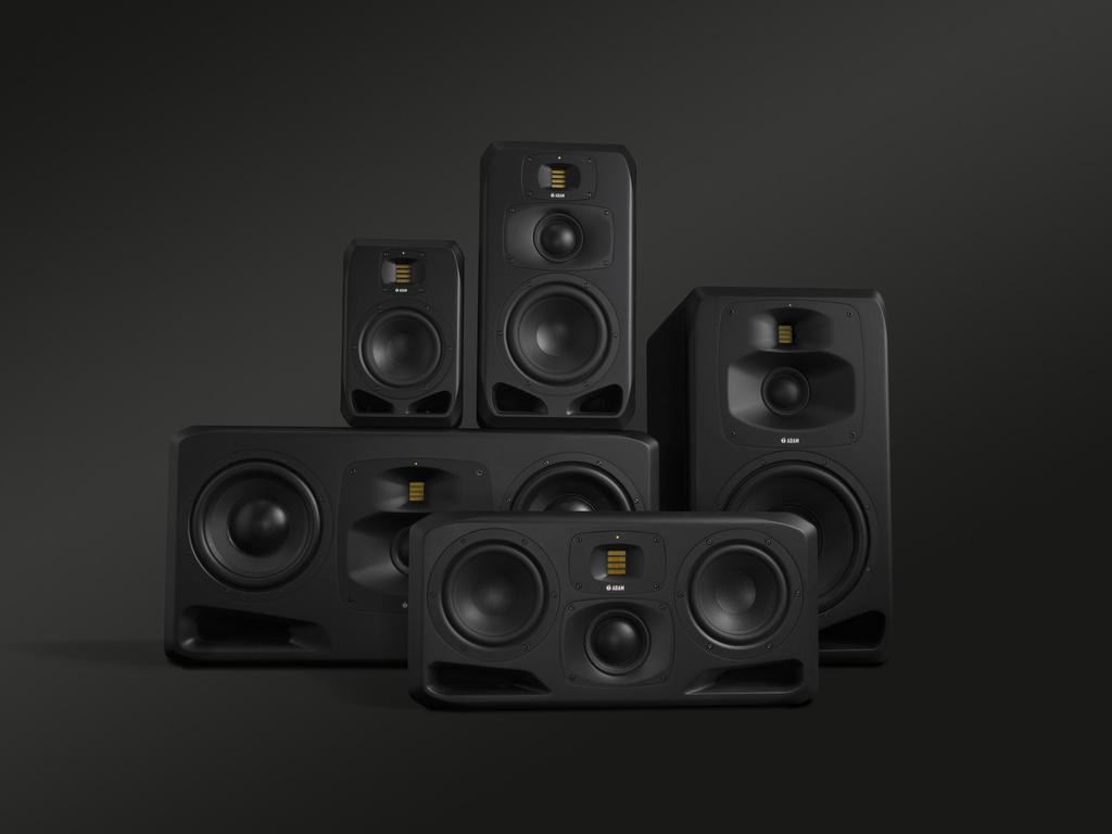 ADAM Audio S Series