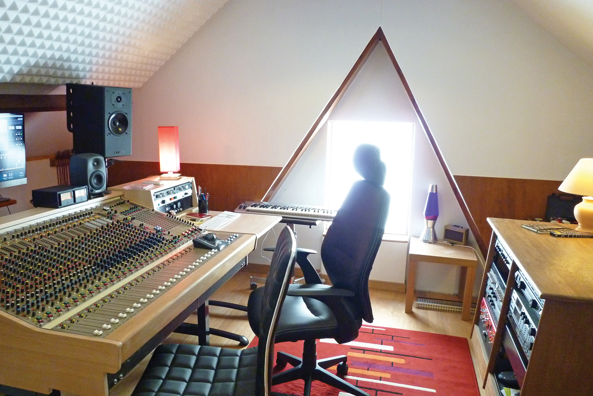 another perfect studio setup