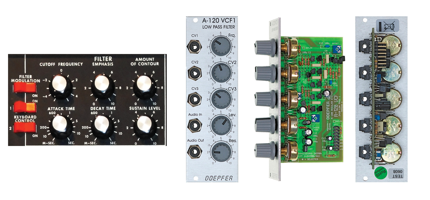 modular synth tutorial eurorack filters which and why. Black Bedroom Furniture Sets. Home Design Ideas