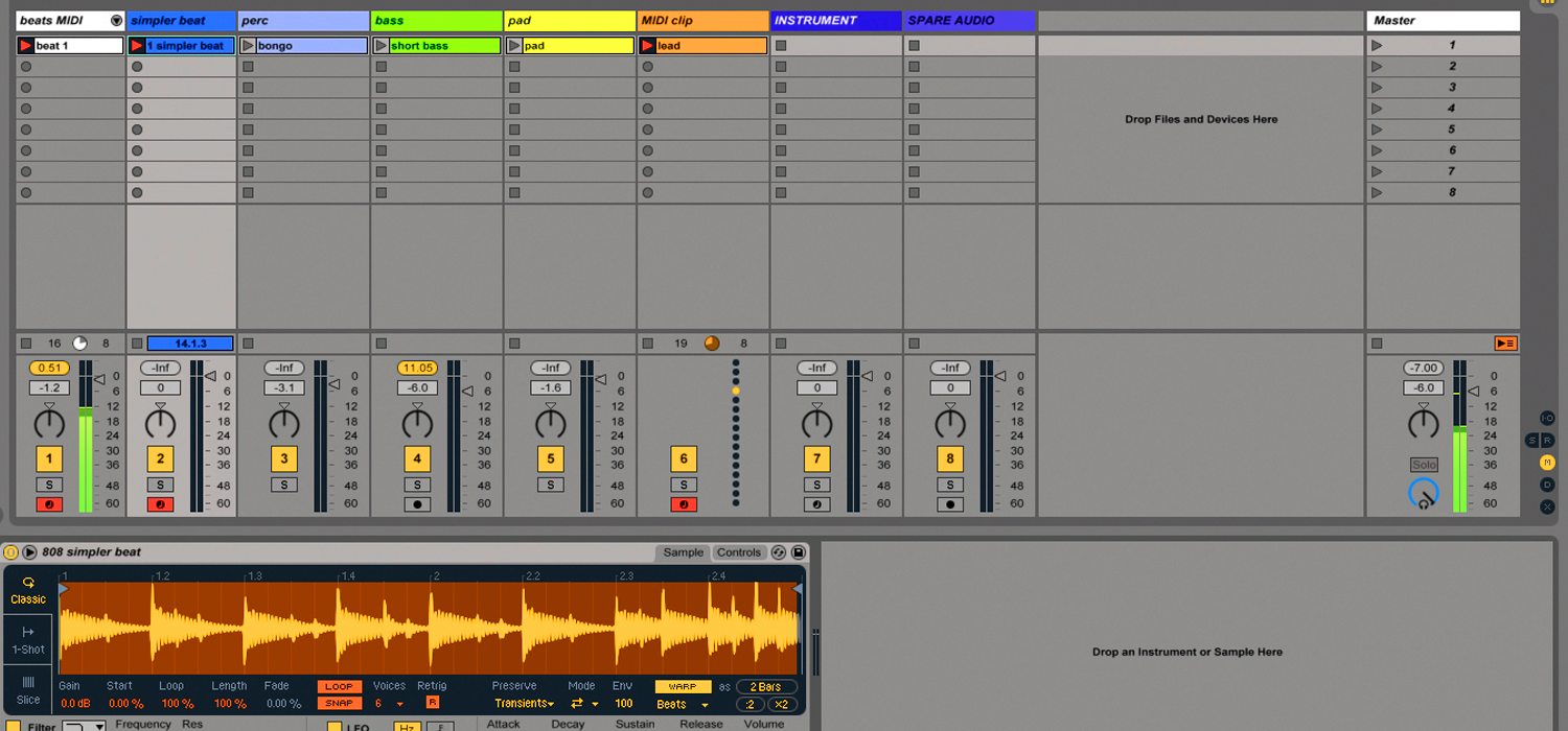 Ableton Live Tutorial: What's New in Ableton Live 9 7