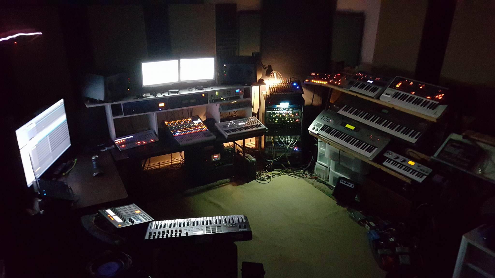 amazing and incredible studio