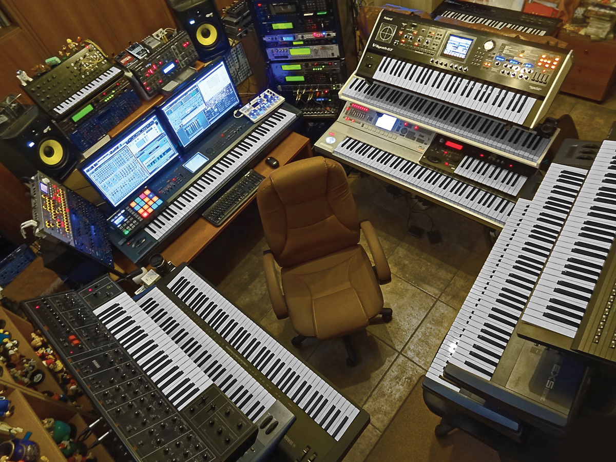a great perfect studio setup