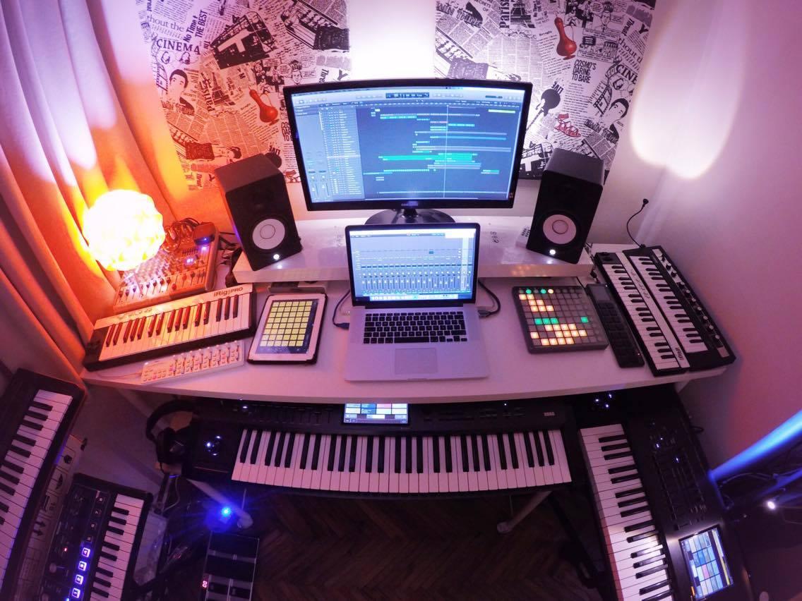 a truly incredible studio shot