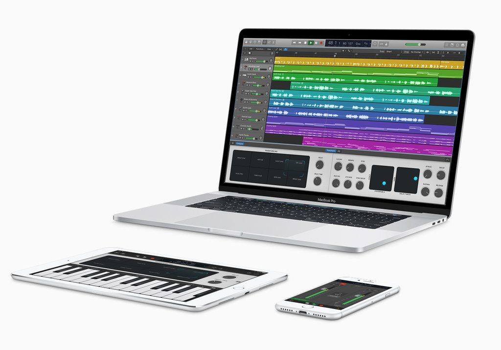 NAMM 2017: Logic Pro and Garage Band recieve new updates