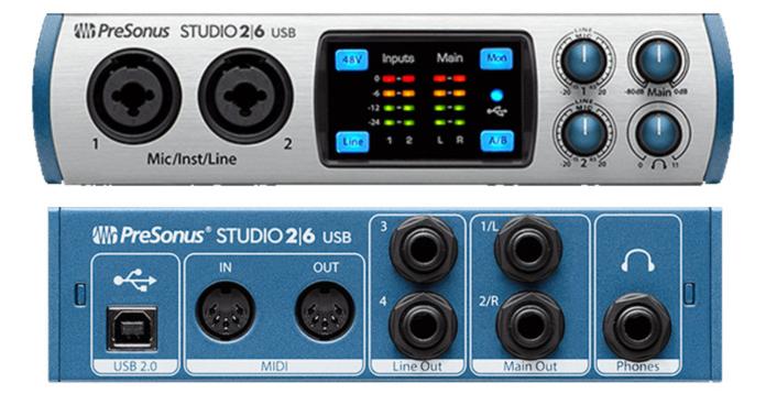 Studio 26 and Studio 68