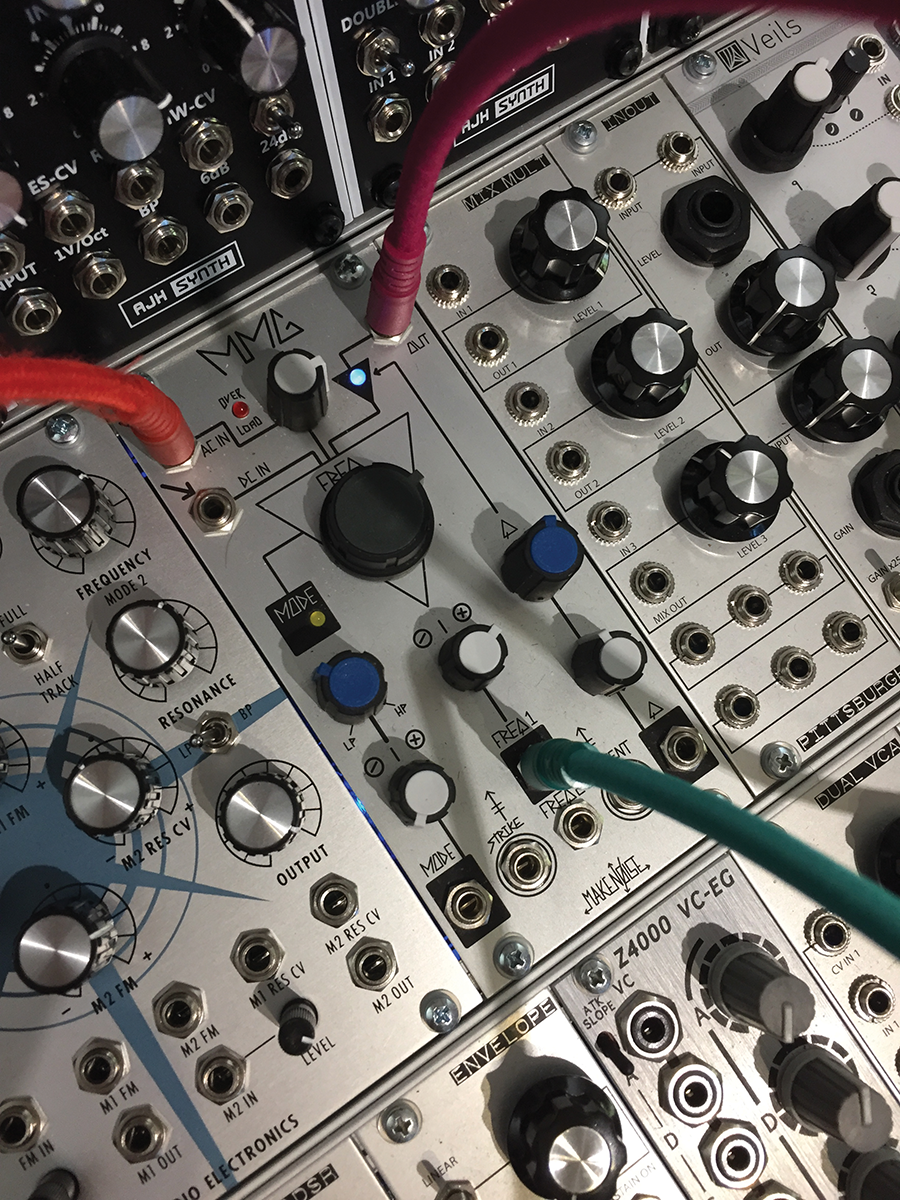 Its A Eurorack Filter Bonanza In This Modular Synth Tutorial Audio Filters Circuits You Can Also Buy Slightly Tweaked Version Of The Se Tonestar Which Gives Whole Channel One Fix