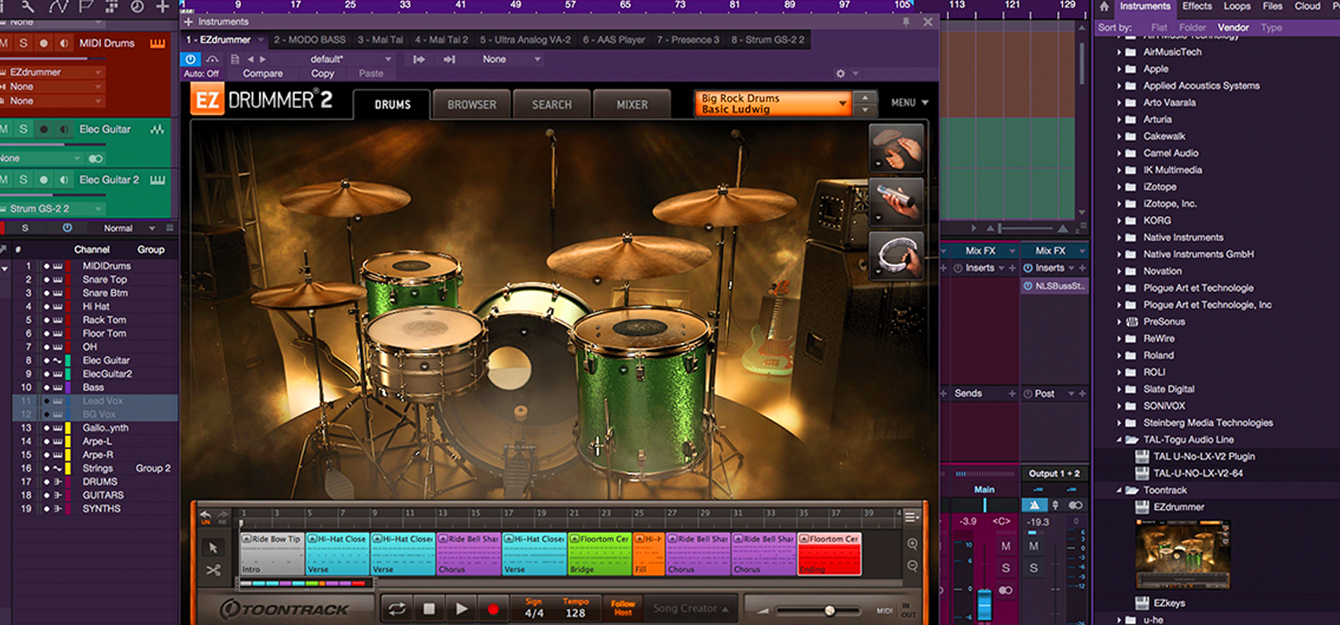 drum game for pc