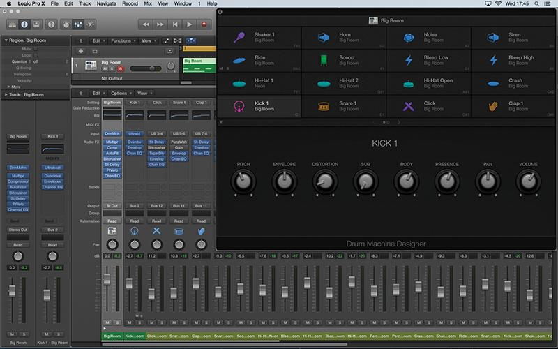 Logic's Drum Machine Designer In-Depth - Extensive Tutorial