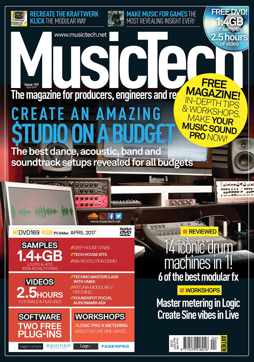 musictech issue 169