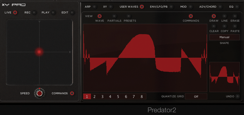 predator 2 alternate