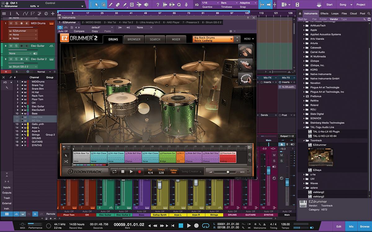 Big Rock Drums Main