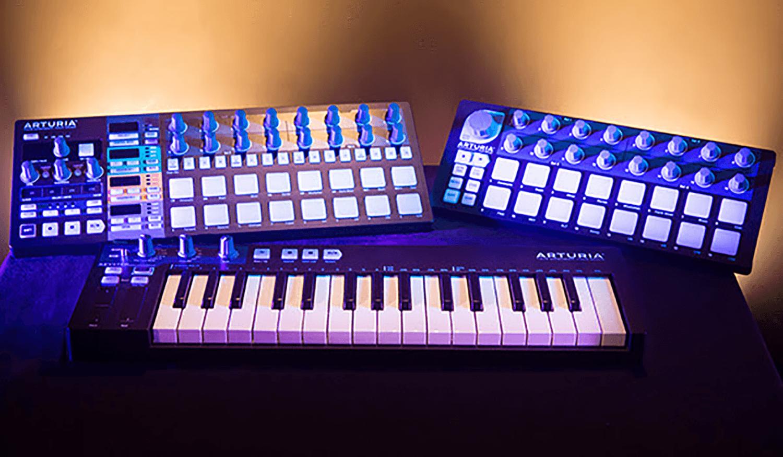 KeyStep, BeatStep and BeatStep Pro