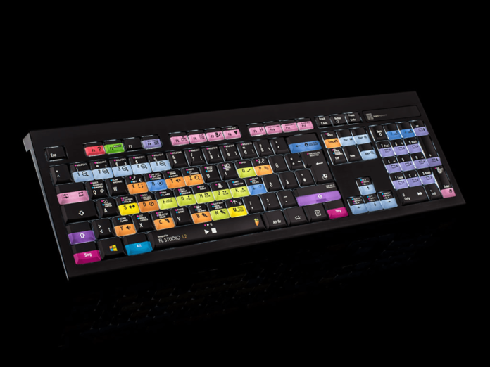 astra fl studio keyboard
