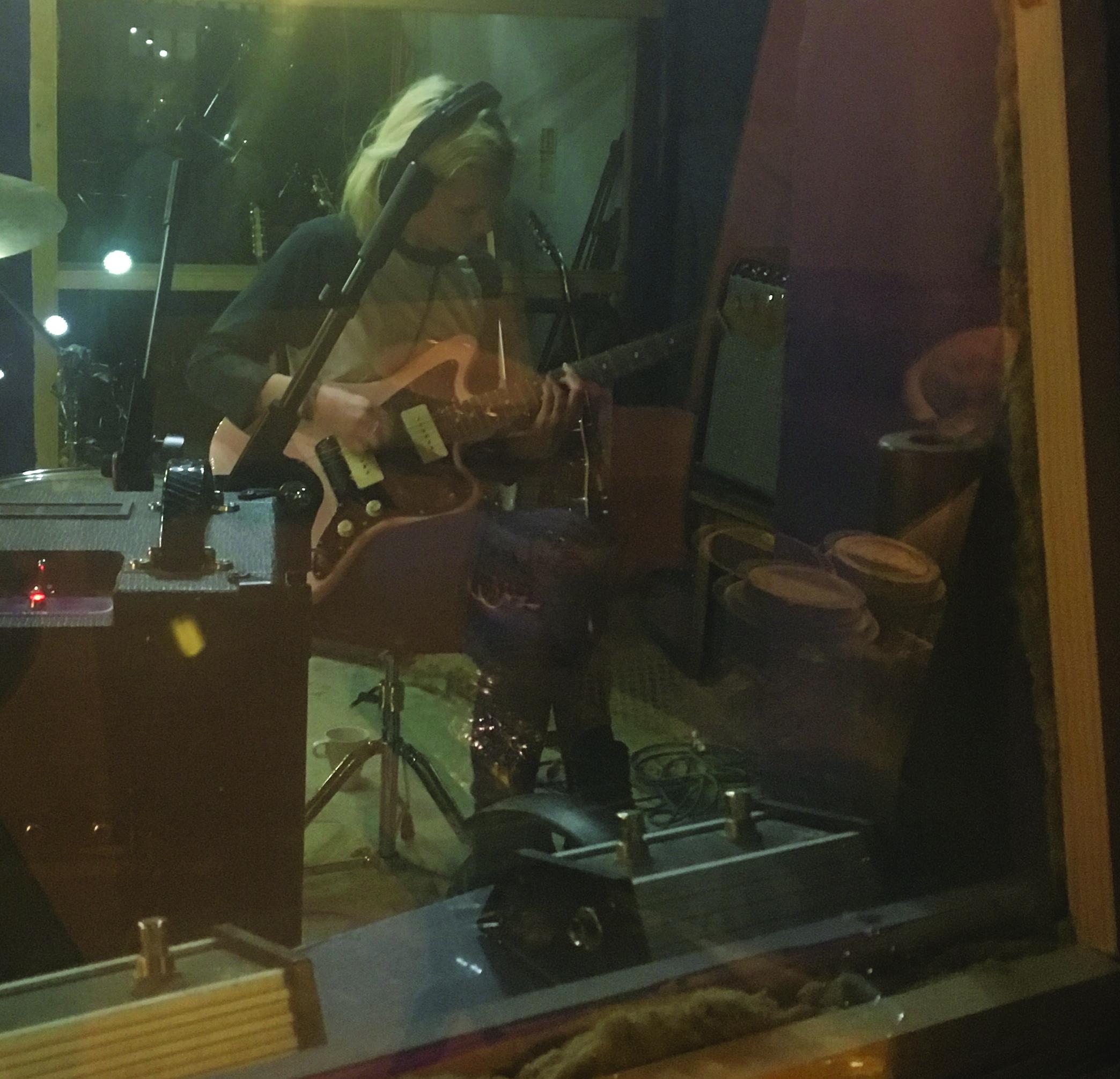 recording instrumentation