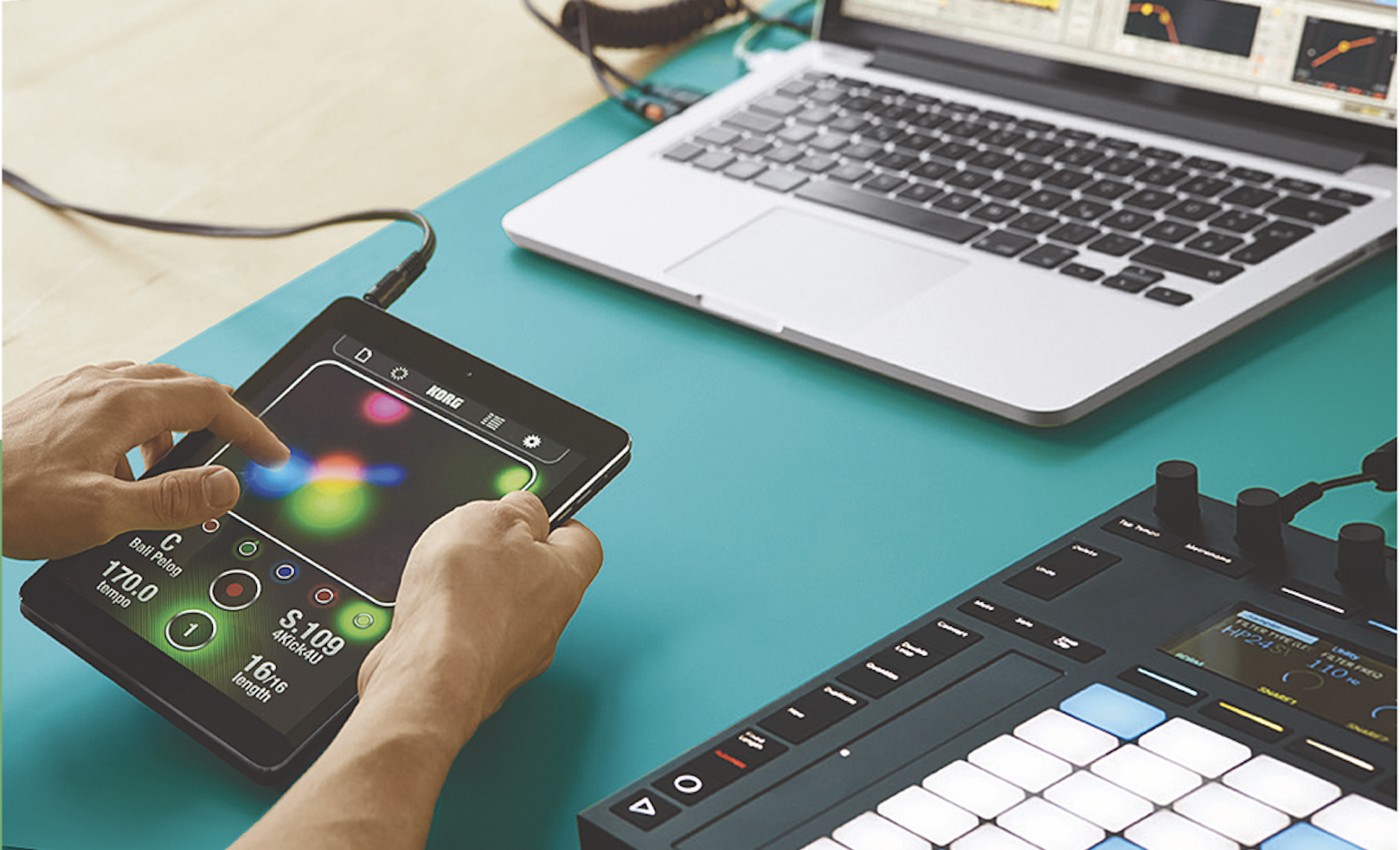 Sync with Link - Using Ableton Link to sync your computers and iOS