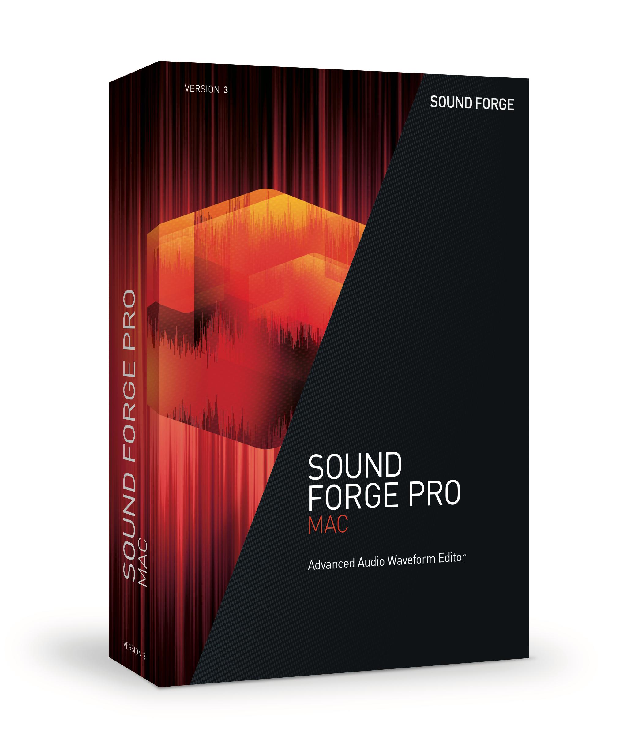 sound forge pro 12 update