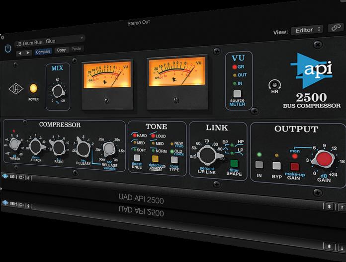 Universal Audio API 2500