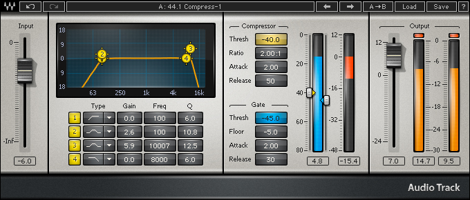 Waves and Propellerhead team up to release AudioTrack VST