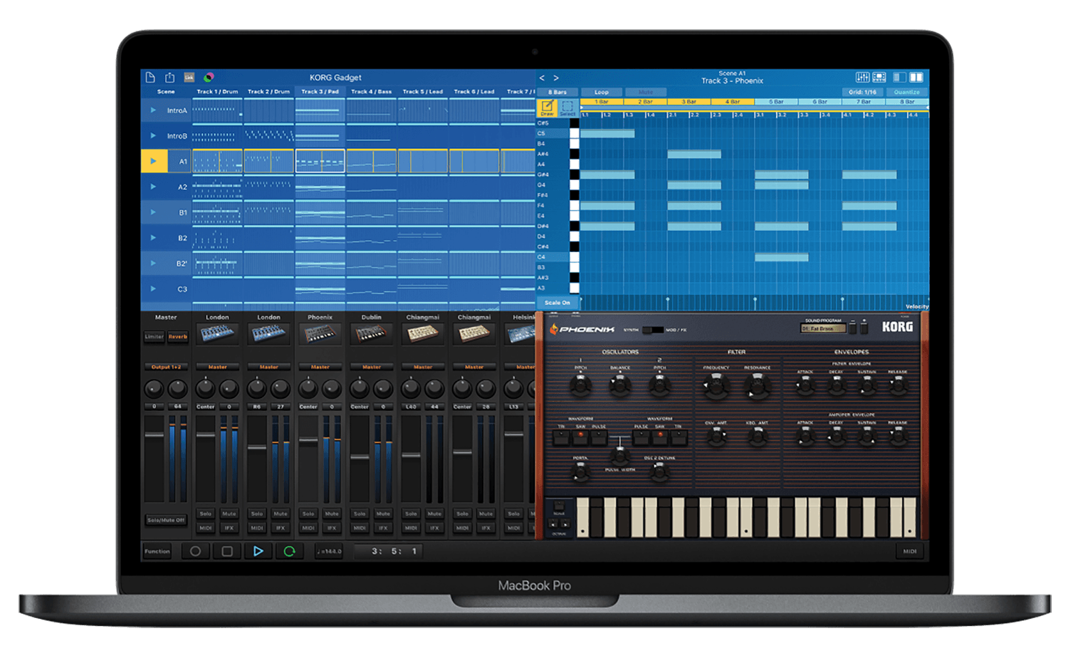 korg s gadget for mac review an absolute must have musictech net korg s ios based daw makes the transition to the fully fledged mac environment beefing up its live integration and offering its gadgets as separate