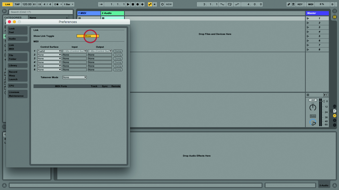 How To Integrate Ableton Live With Your iOS Devices