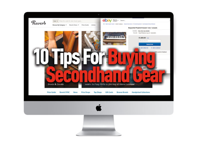 10 Tips for buying secondhand gear iMac