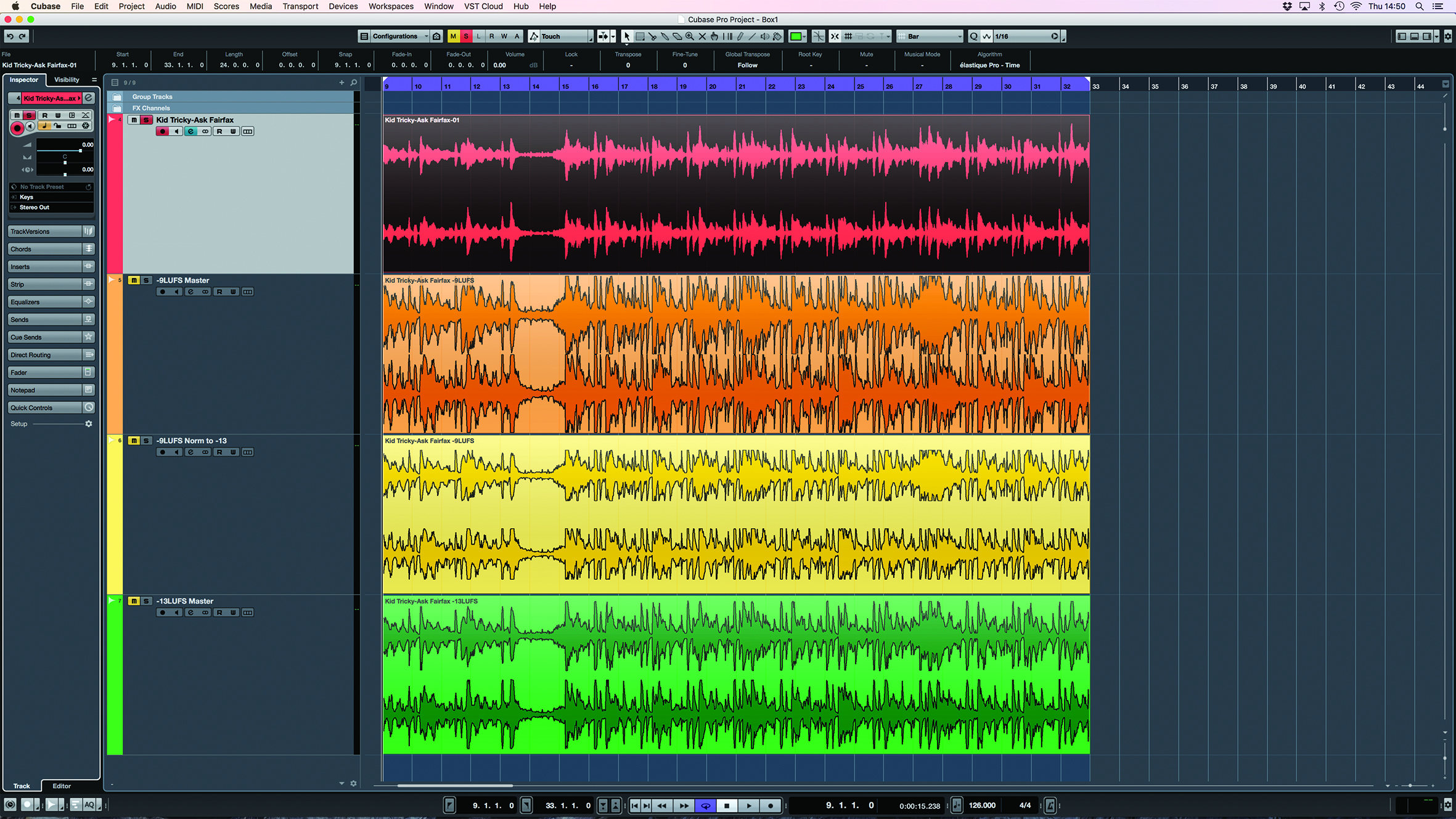 hands-on mastering