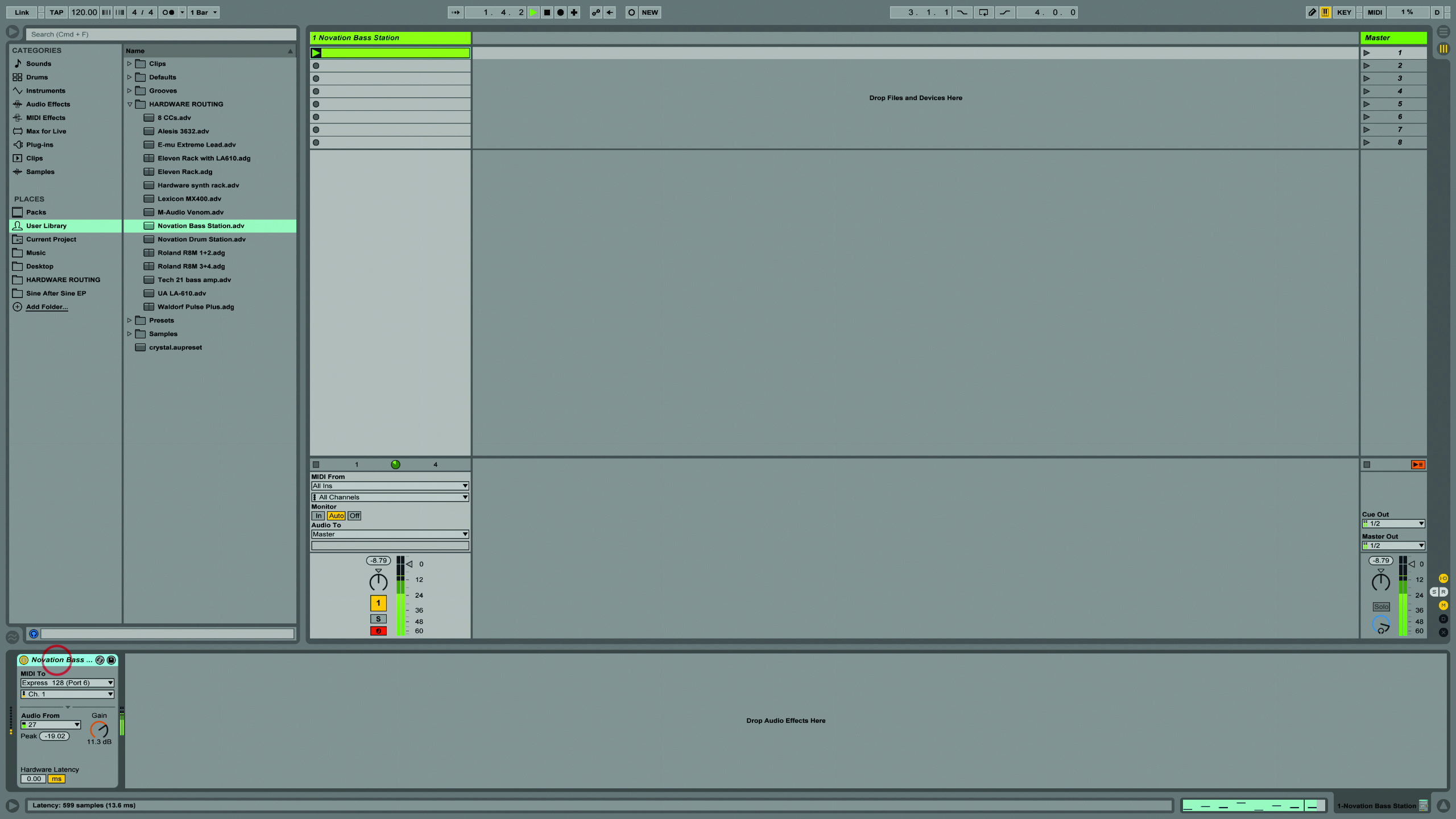 Control Your Hardware From Ableton Live