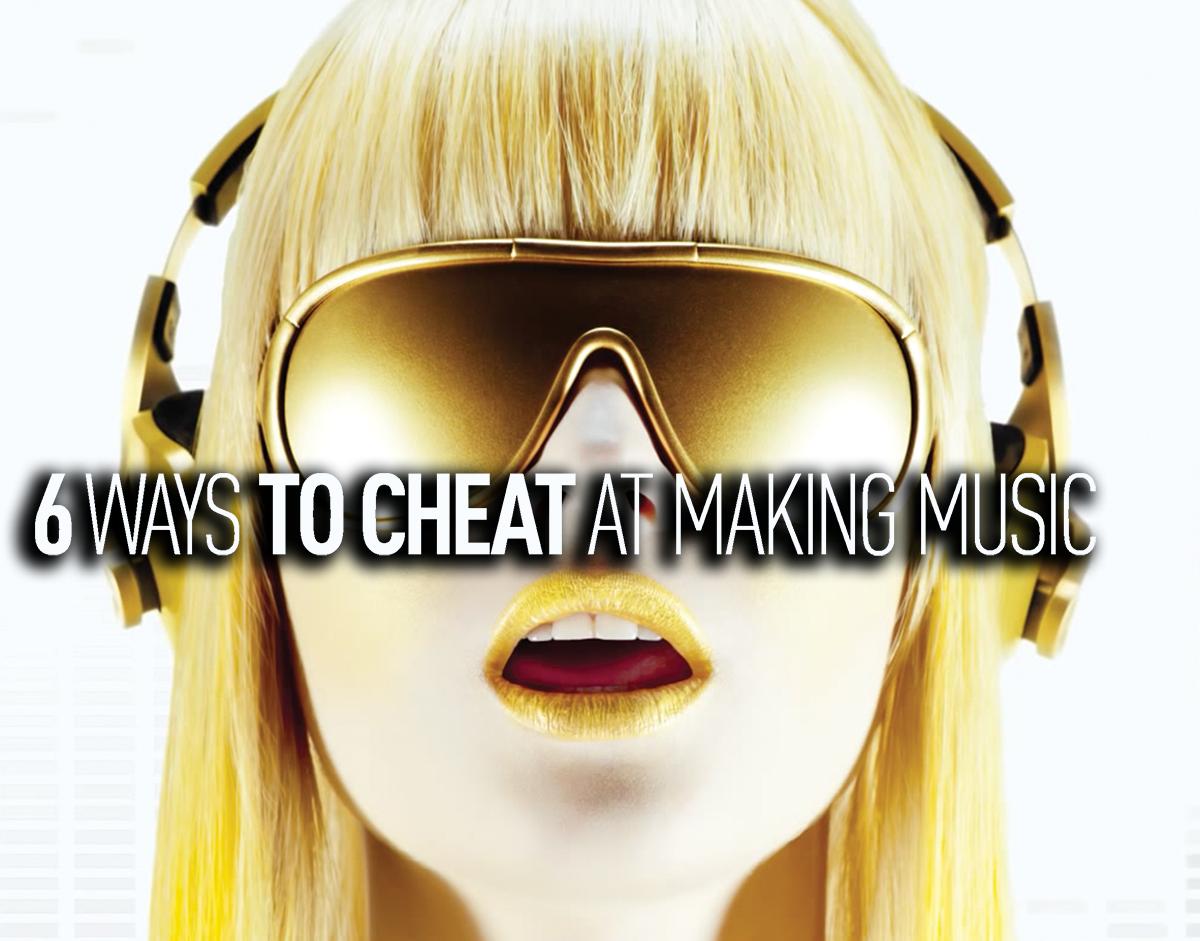cheat at making music