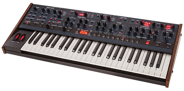 keyboard synthesisers