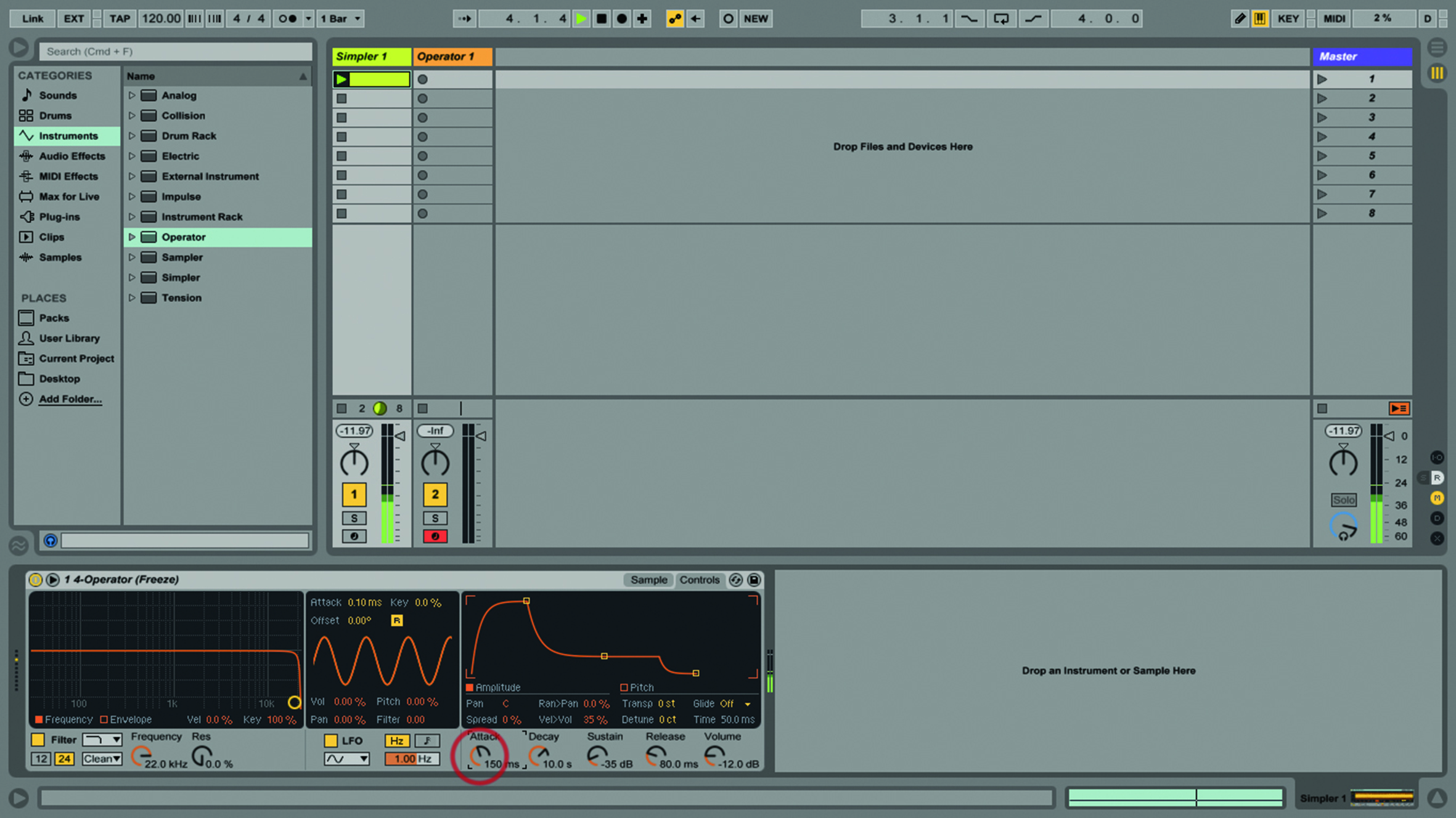 What ADSR Can Do For You In Ableton Live