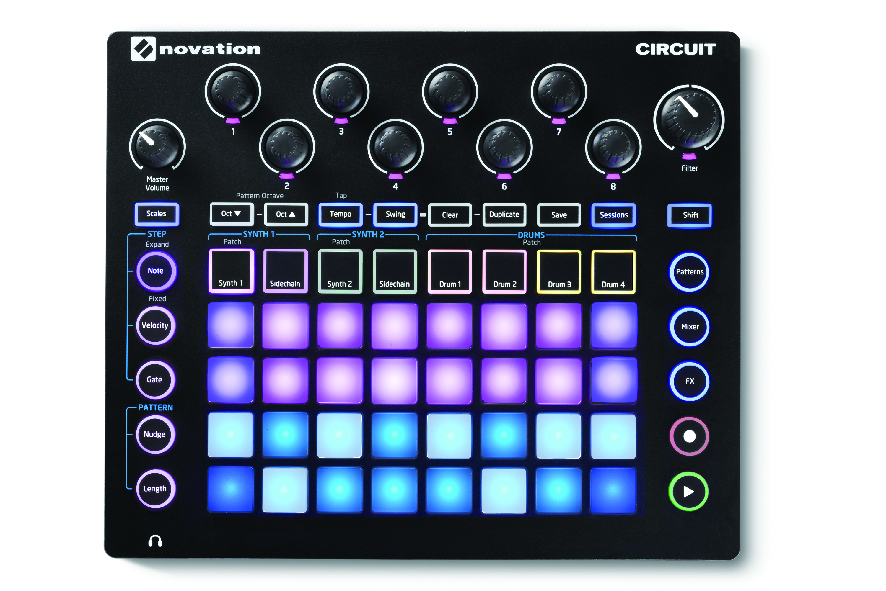 Novation Circuit v1.5 Review - Computerless Tune Making