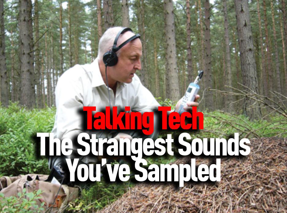 strangest sound