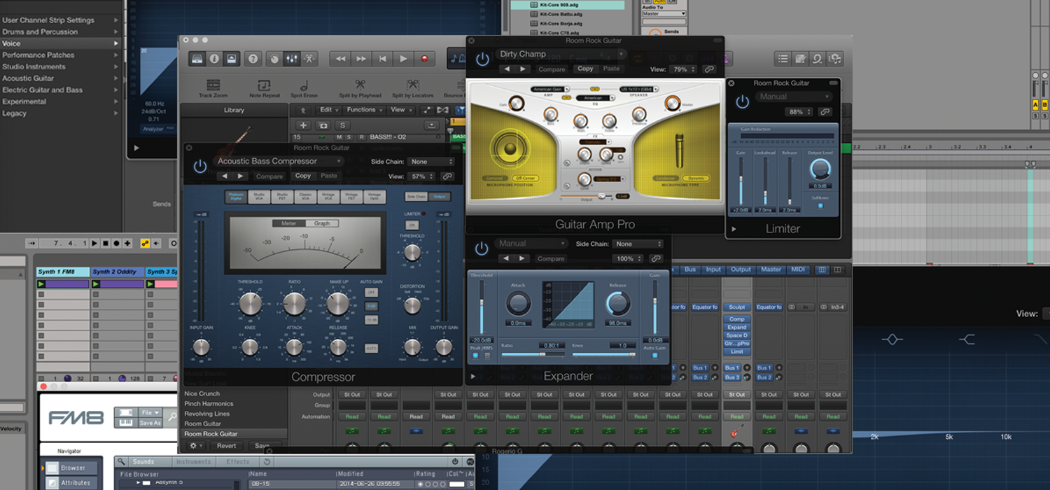 10 Tips For The Perfect DAW Template