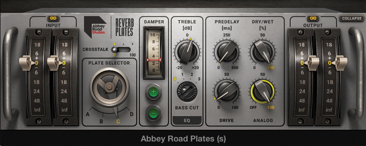 Waves' Abbey Road Reverb Plates Review