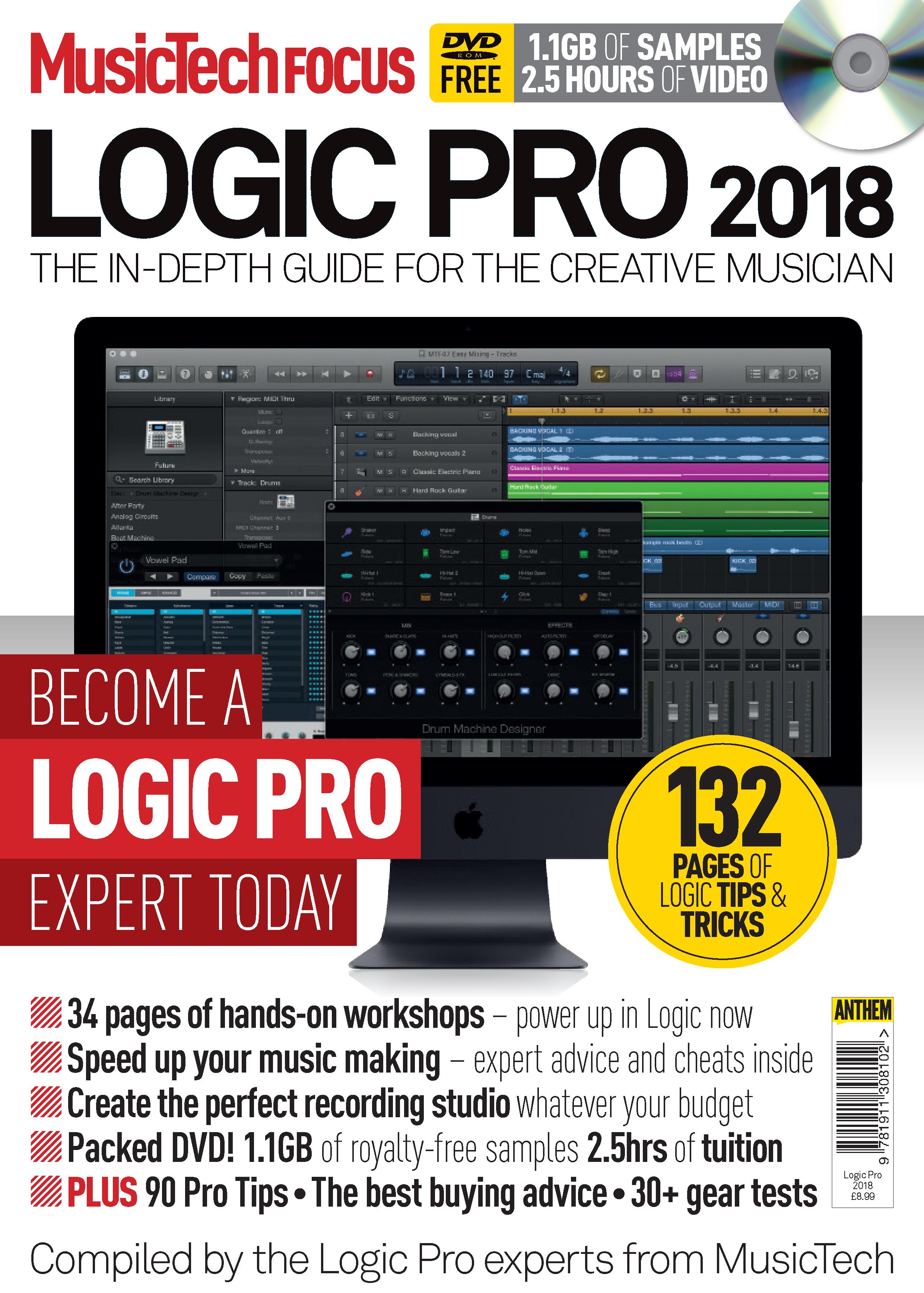 logic pro 2018